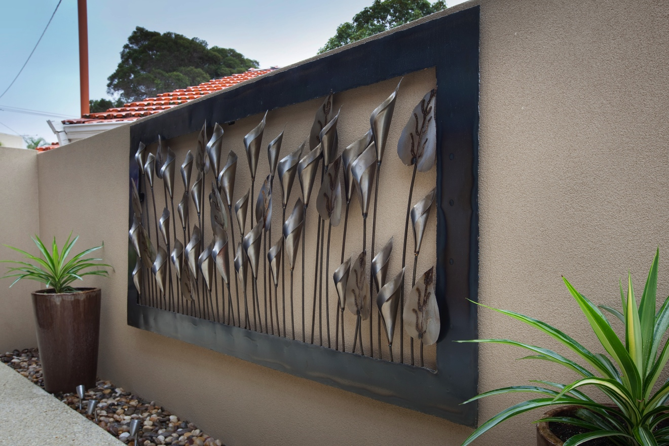 outdoor wall art perth outdoor designs